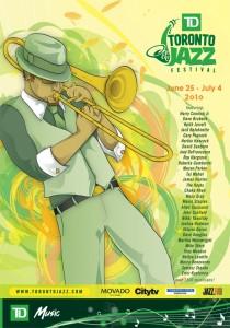 Toronto Jazz Festival 2010 Lineup